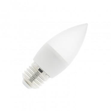 Lâmpada LED E27 C37 5W