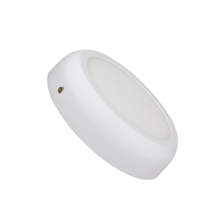 Plafón LED Circular White Design 12W