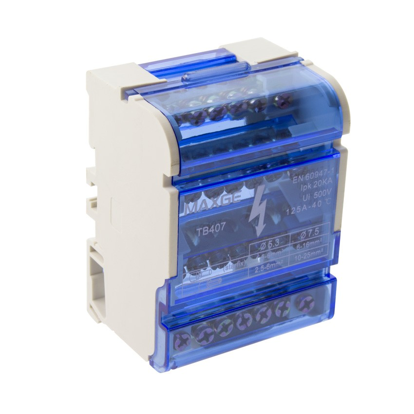 Repartidor de Energía de MAXGE 4P