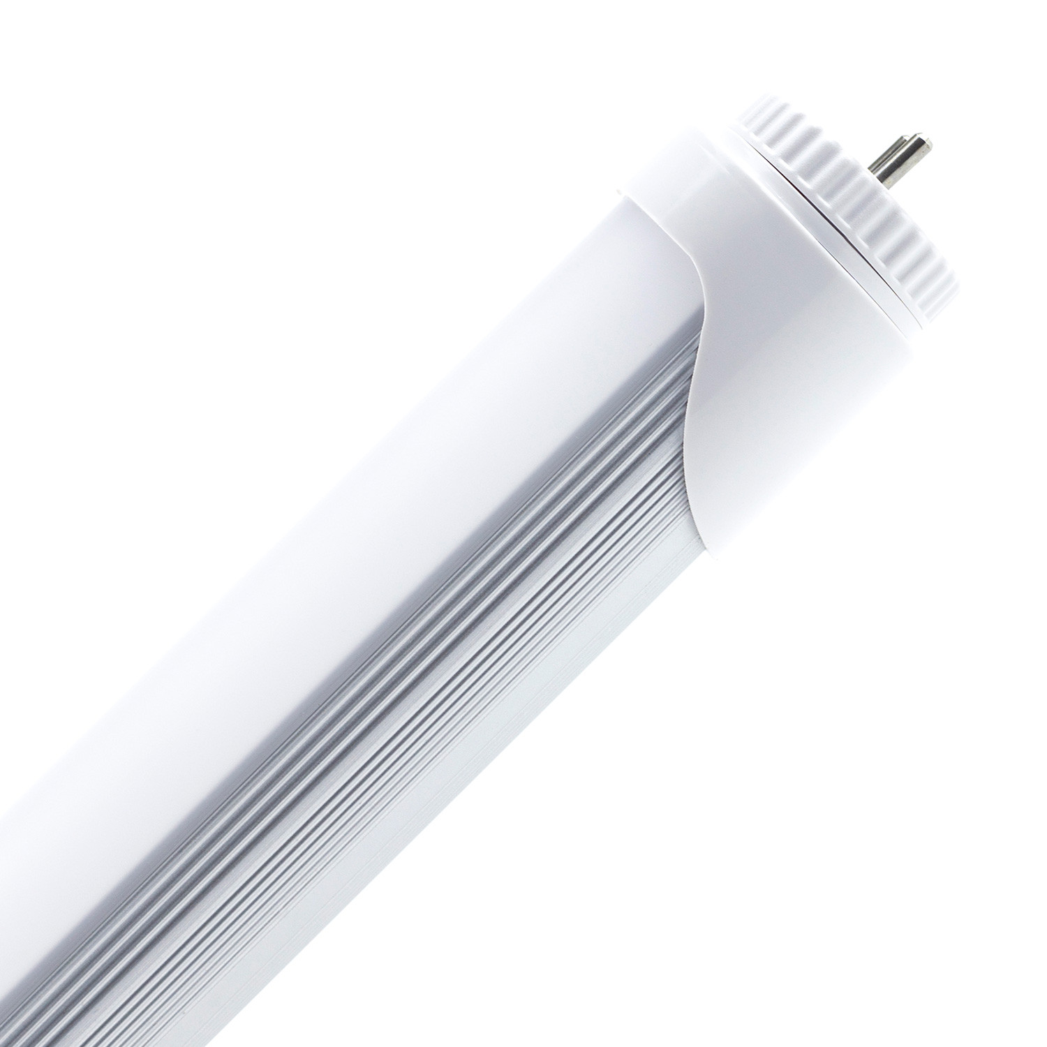 Tubo Led T8 1200mm Conexión Un Lateral 18w 120lm W Efectoled