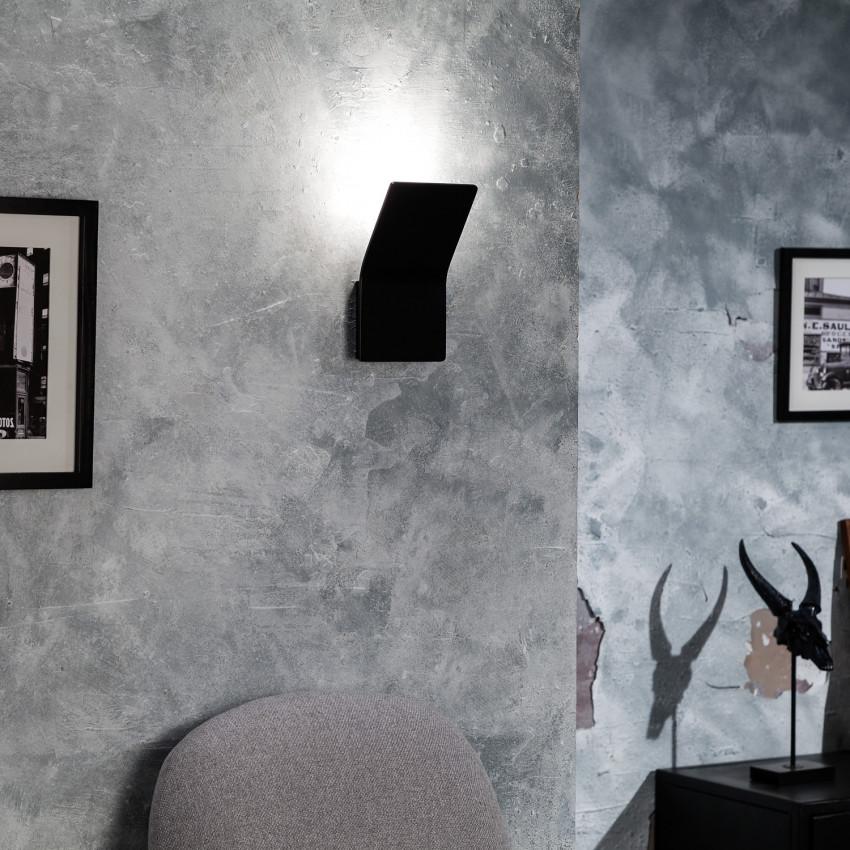 Aplique LED Lerna 6W Negro