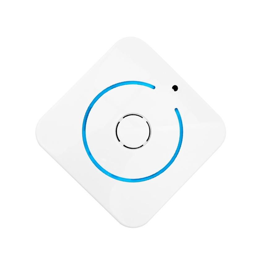 Alarma Cuadrada con Detector de Movimiento