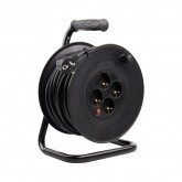 Carrete Alargador de Cable 25m Liso