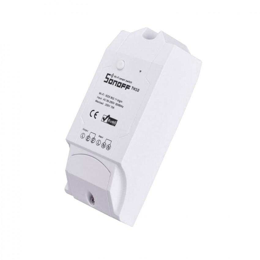 Monitor para Sensor de Temperatura e Humidade WiFi SONOFF TH10