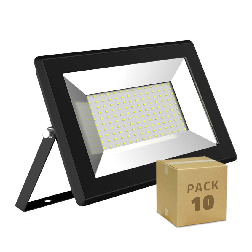 Pack Foco Projector LED Solid 100W (10 un)