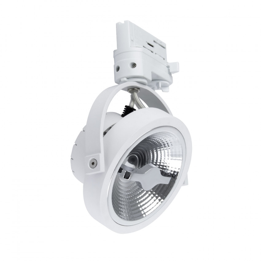 Foco LED CREE AR111 Blanco 15W Regulable para Carril Trifásico