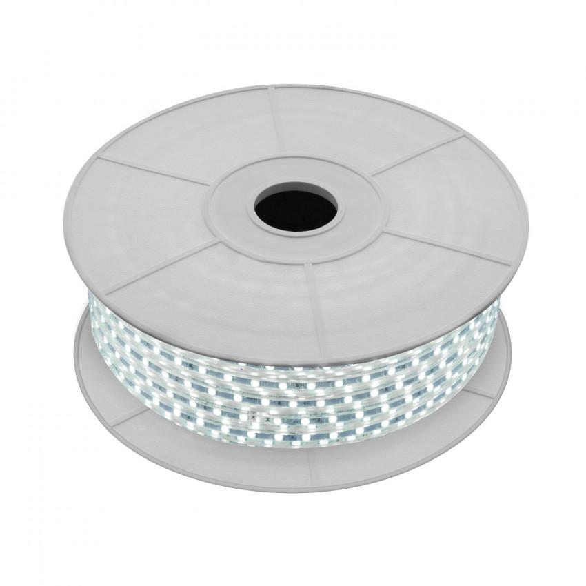Rolo de Fita LED 220V AC SMD5050 60 LED/m Branco Frío (50 Metros)