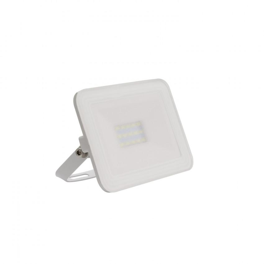 Foco Proyector LED 10W 120lm/W Slim Cristal Blanco