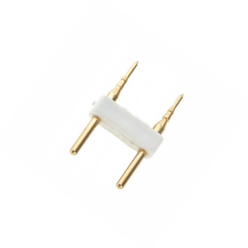 Conector 2 PIN Tira LED Monocolor 220V SMD5050