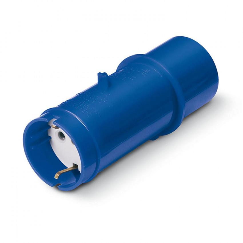Adaptador Simple 16A IP20 250V