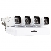 Kit Videovigilancia HD DVR