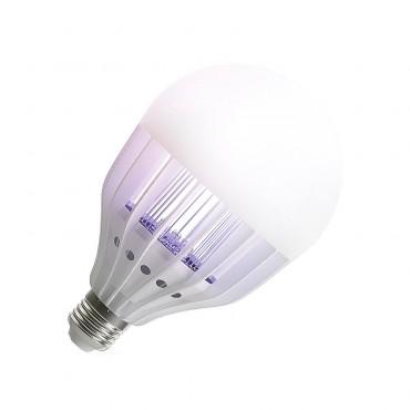 Comprar Bombilla LED E27 Matamosquitos 9W - efectoLED