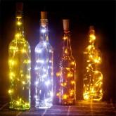 Guirnalda de Botella LED