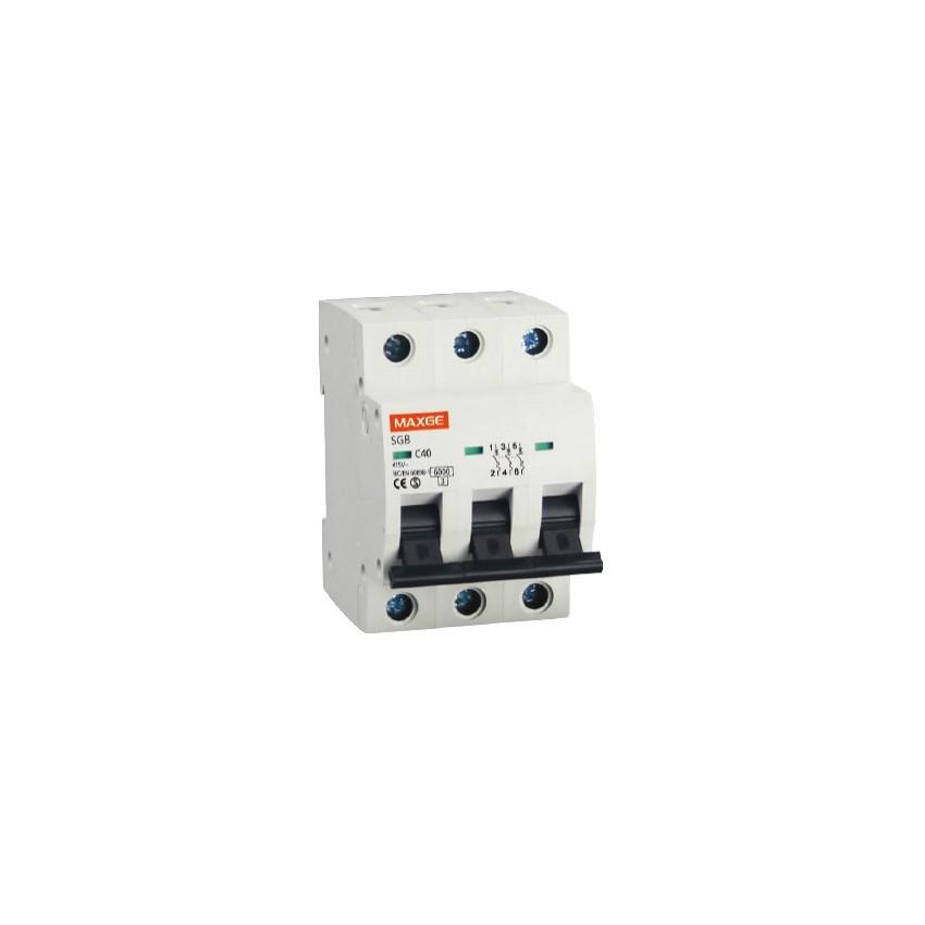 Interruptor Automático Industrial MAXGE 3P-32A-6kA
