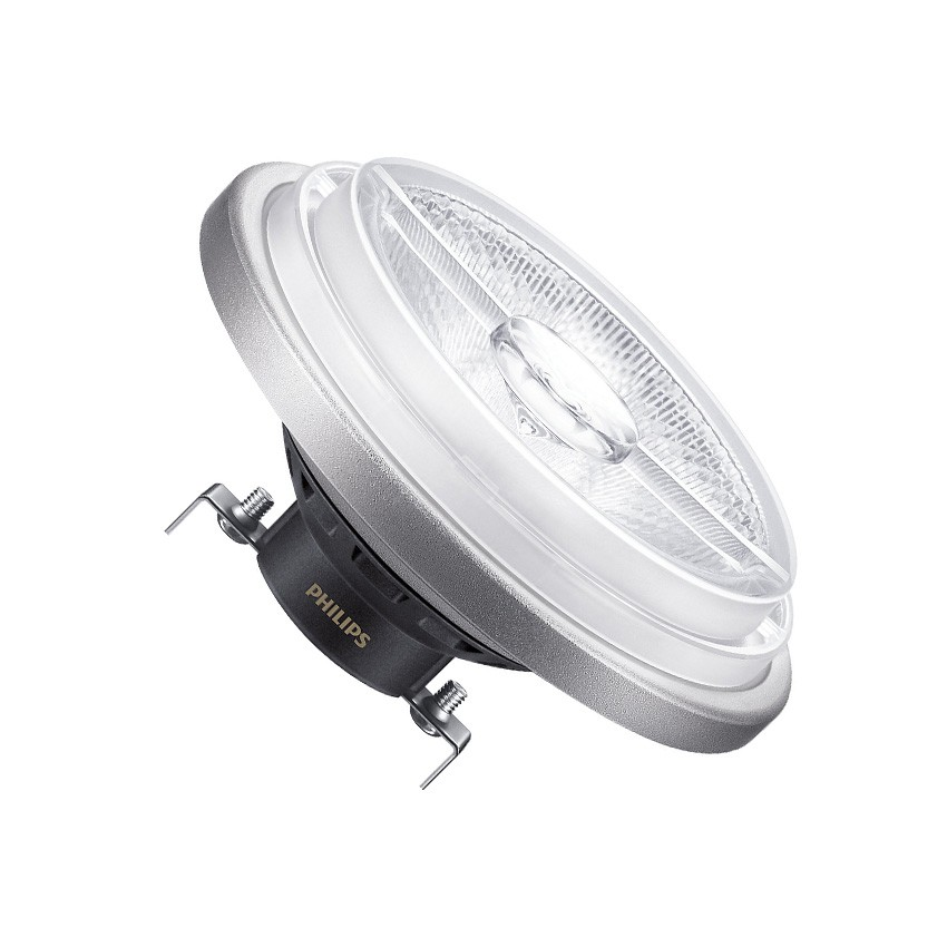Bombilla LED AR111 12V Regulable PHILIPS SpotLV 24º 20W