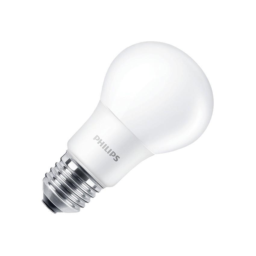 Comprar Bombilla LED E27 A60 Philips CorePro CLA 11W - efectoLED