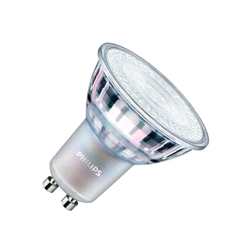 Lâmpada LED GU10 Regulável PHILIPS CorePro MAS spotVLE 36º 4.9W