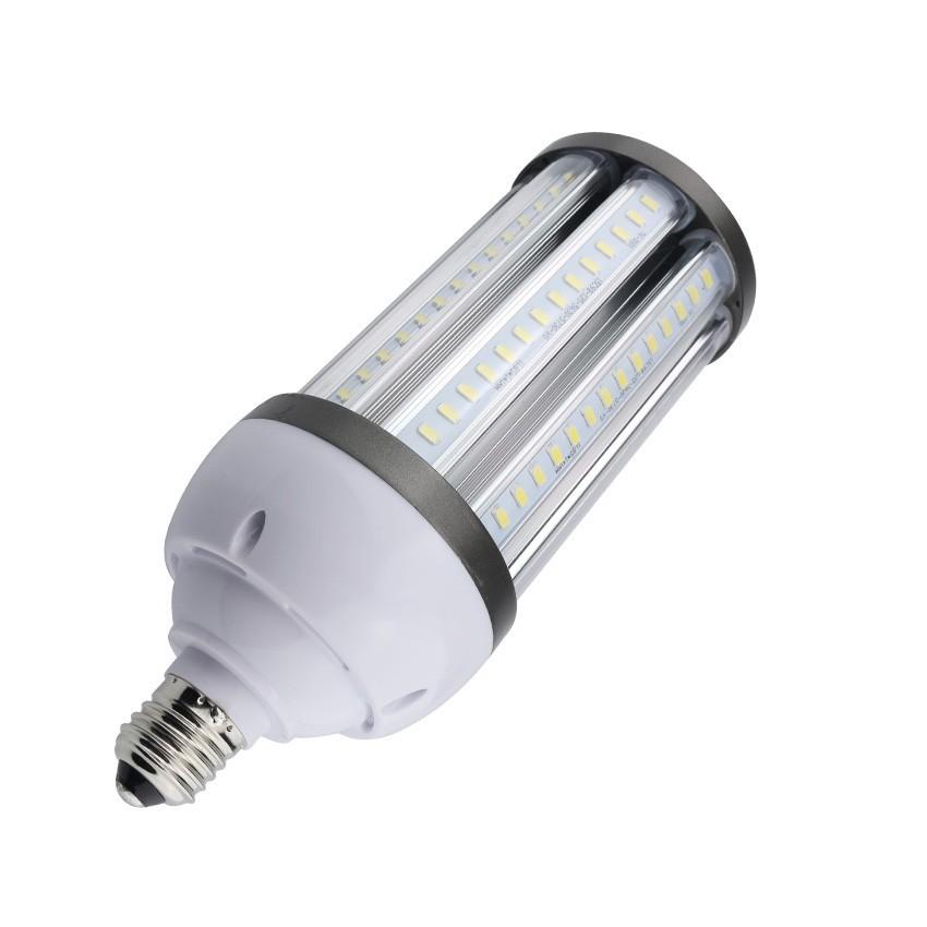 lâmpada led iluminação pública corn e27 18w - efectoled