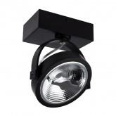 Foco LED CREE de Superficie Direccionable AR111 Negro 15W Regulable
