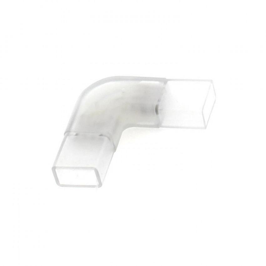 Conector Tipo L Tira LED RGB 220V AC Corte cada 100cm