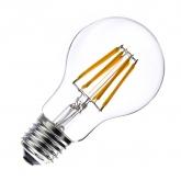 Bombilla LED E27 Filamento Classic A60 6W