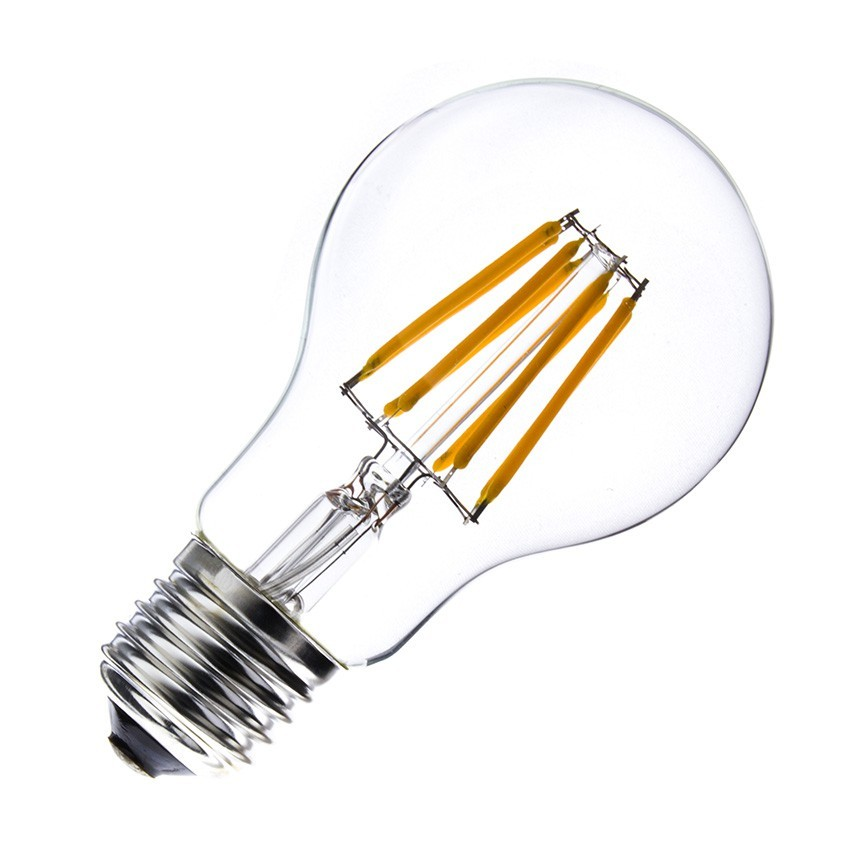 Lâmpada LED E27 Filamento Classic A60 6W