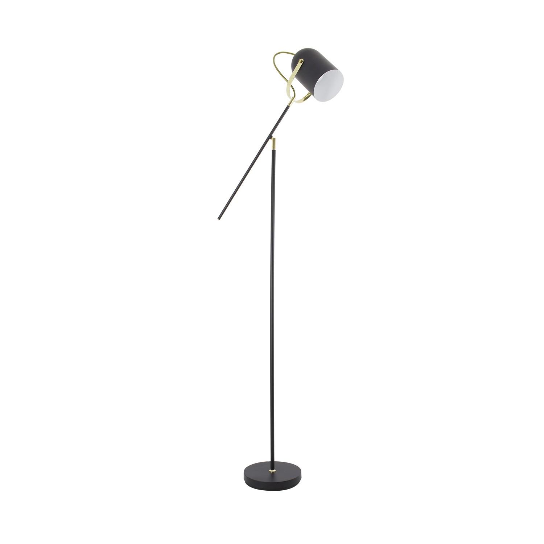 Lámpara de Pie Bani Negro