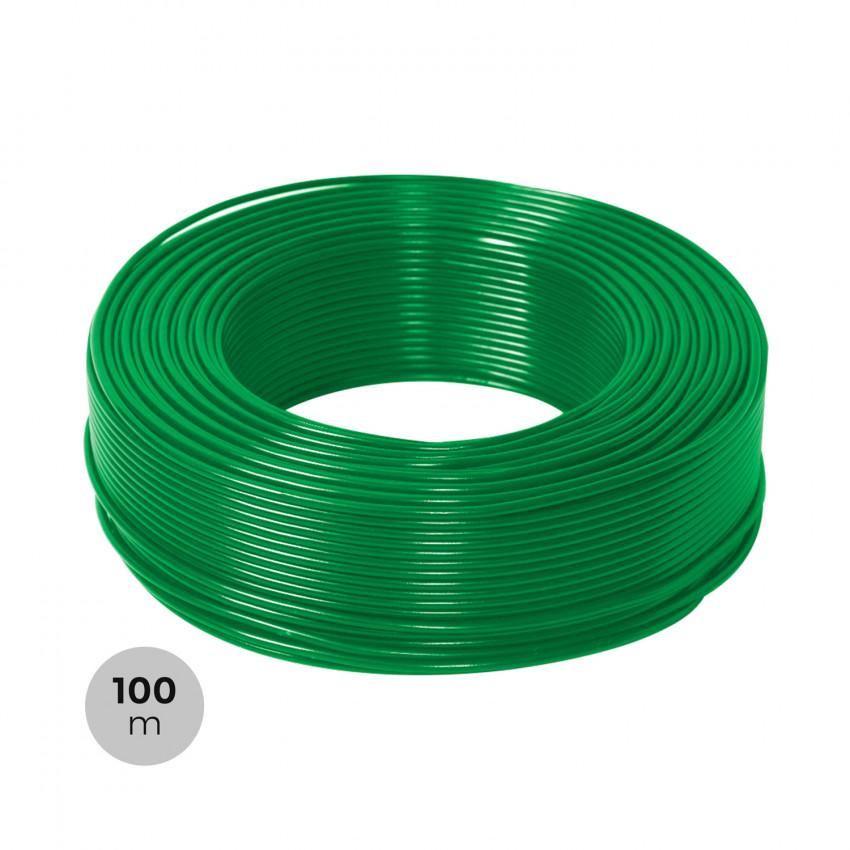 Rollo 100m Cable Eléctrico Manguera 3x2.5mm² Libre Halógenos RZ1-K (AS)