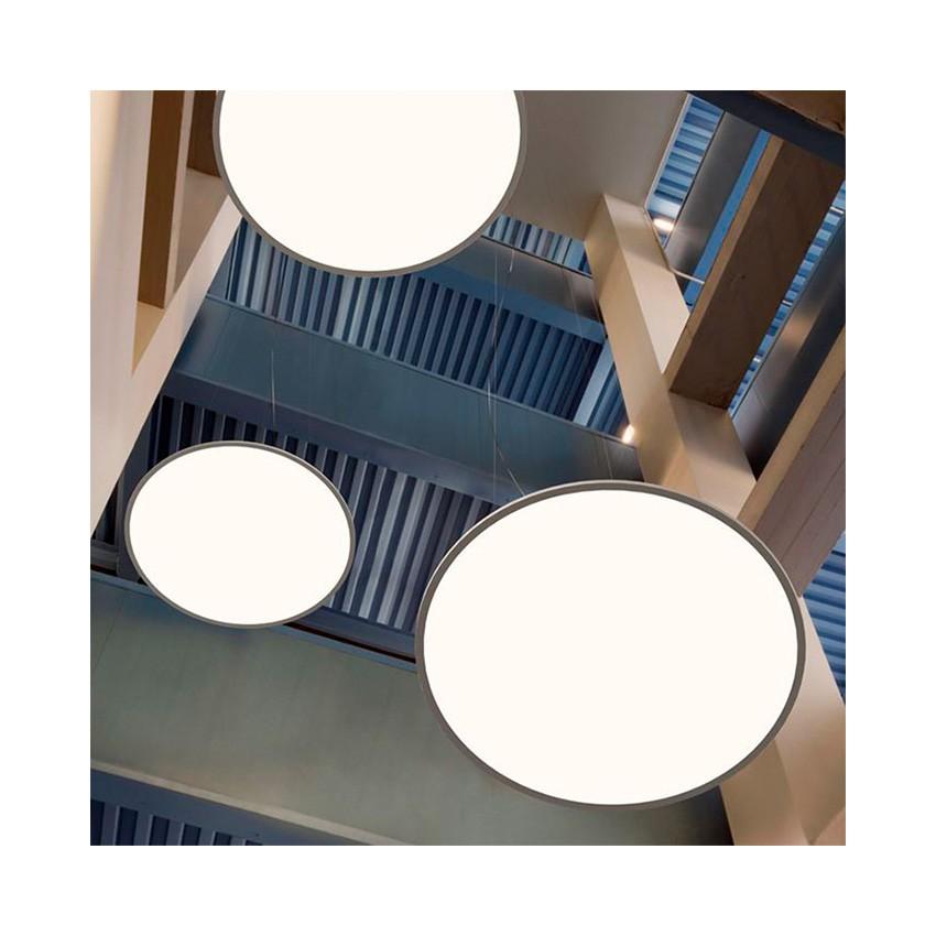Lámpara Colgante LED Magnus 36W Gris