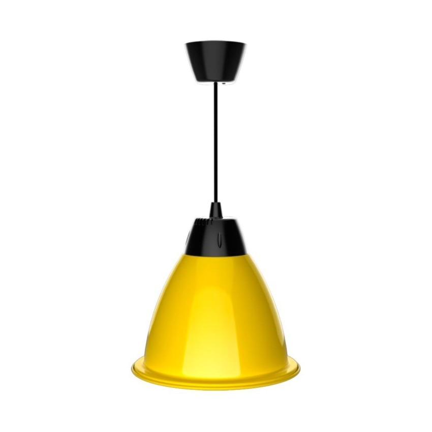 Campânula LED Yellow Alabama 35W