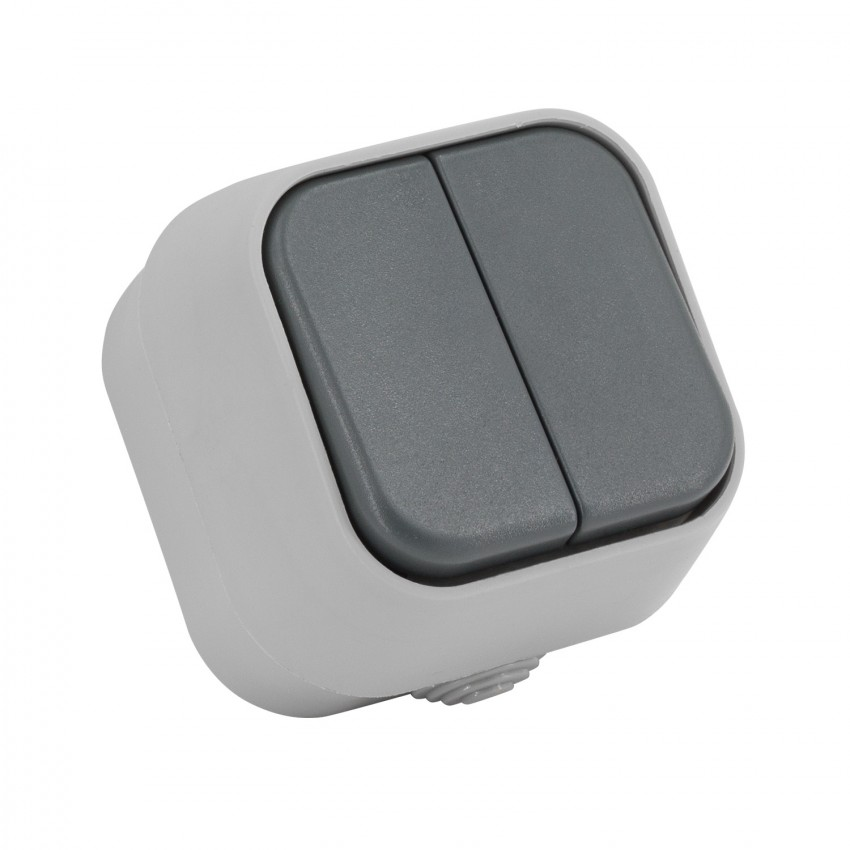 Interruptor Doble IP54