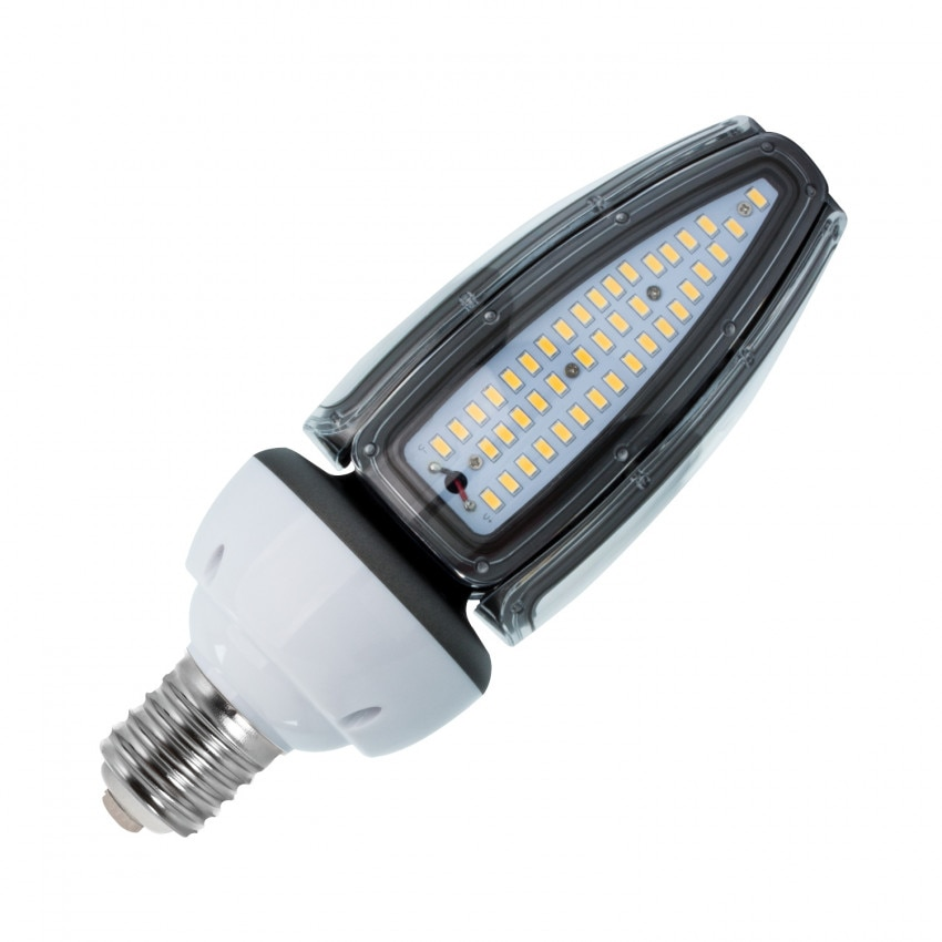 Lámpara LED Alumbrado Público Corn E40 50W IP65
