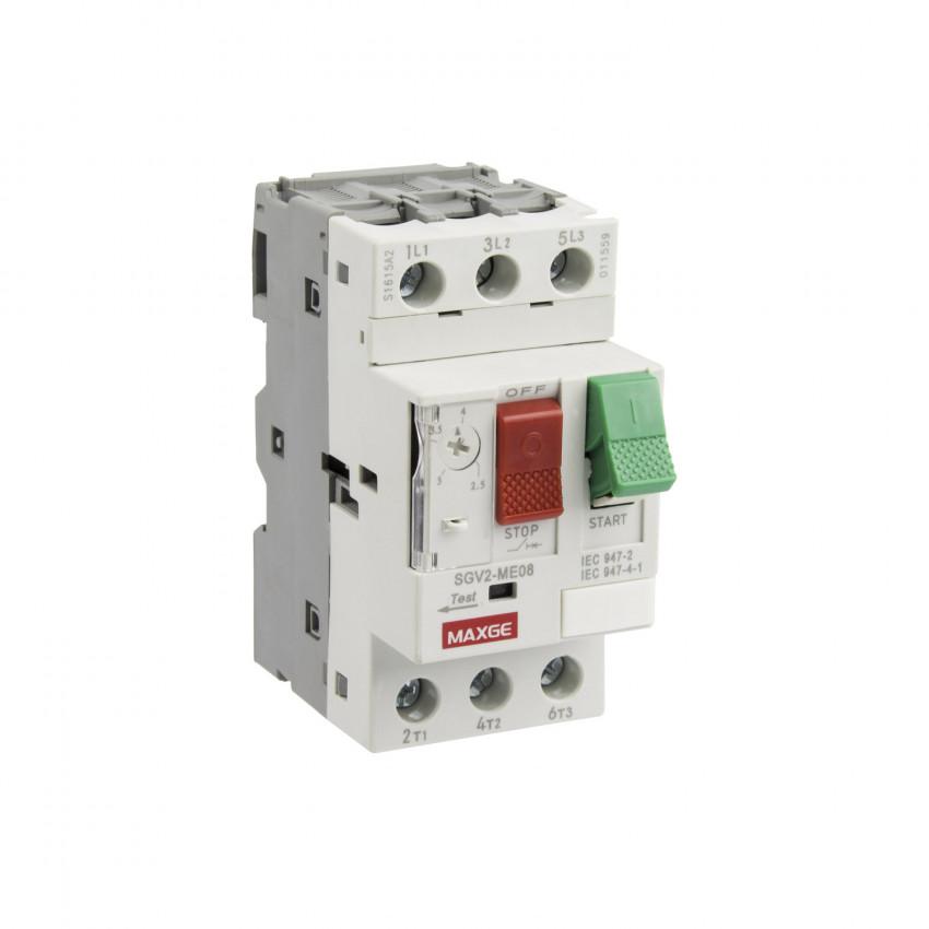 Interruptor Guardamotor Magneto-Térmico MAXGE 3P