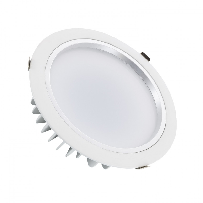Downlight LED 30W SAMSUNG 120lm/W LIFUD Corte Ø220 mm
