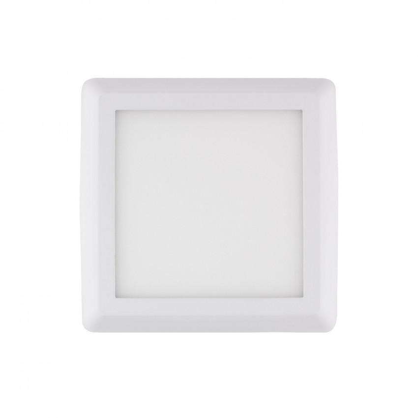 Placa Superfície LED Quadrada White Design 12W