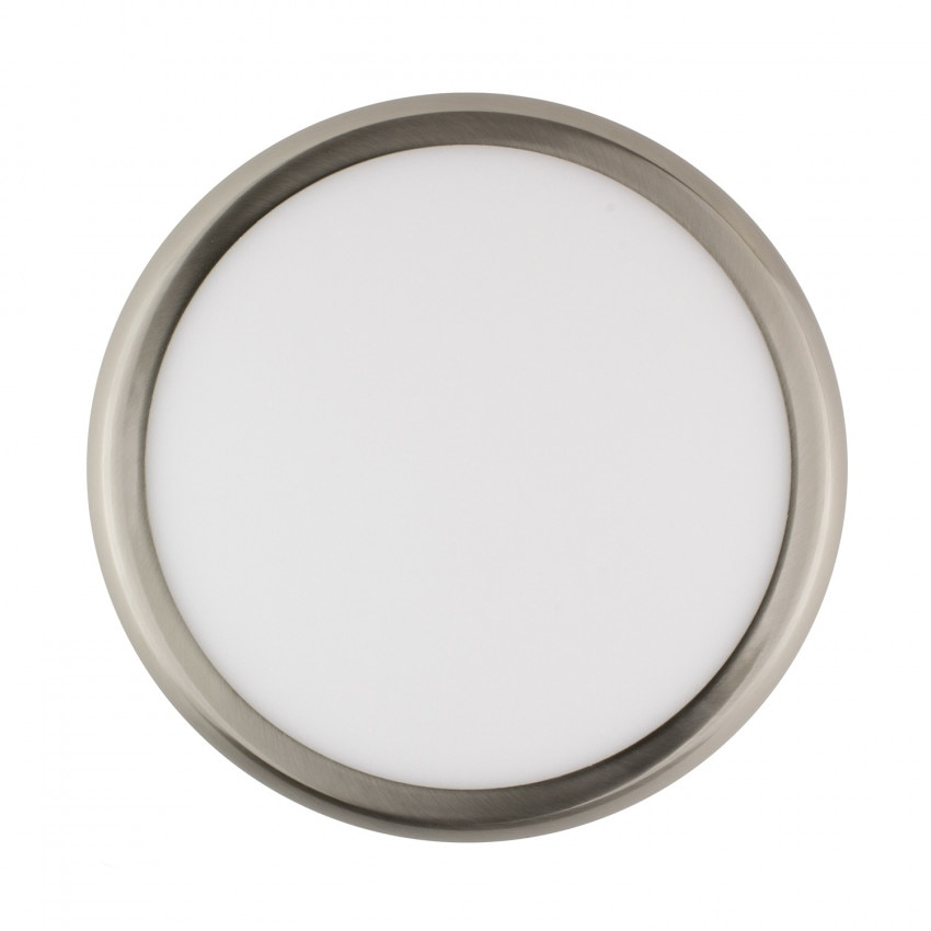 Placa Superfície LED Silver Design 24W