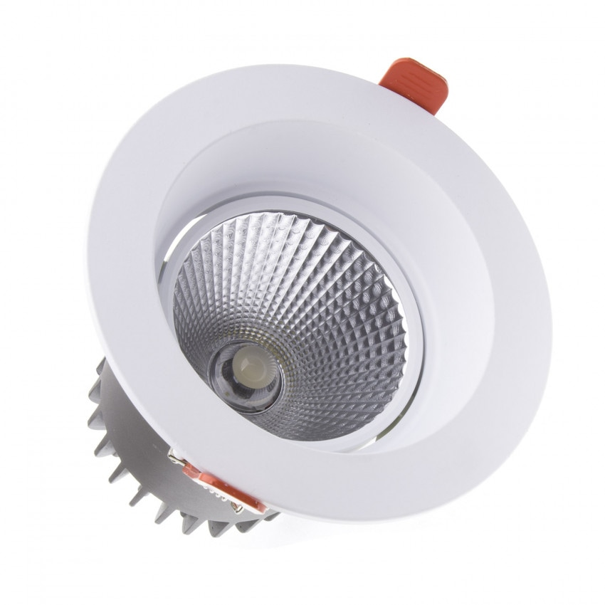 Foco Downlight LED CREE-COB Manhattan 20W LIFUD (UGR 19) Corte Ø 105 mm