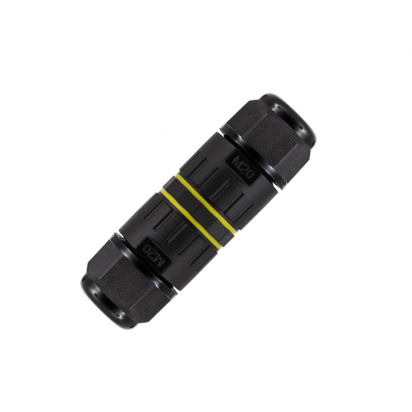 Conector de Cable Estanco 3 Contactos 0.5-4mm² IP68