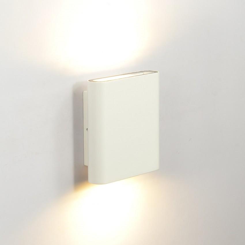Aplique LED Vesta 12W Blanco Iluminación Doble Cara