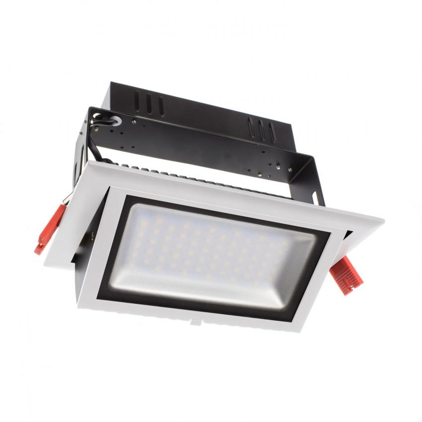 Foco Proyector Direccionable Rectangular Design LED 28W SAMSUNG 120lm/W LIFUD