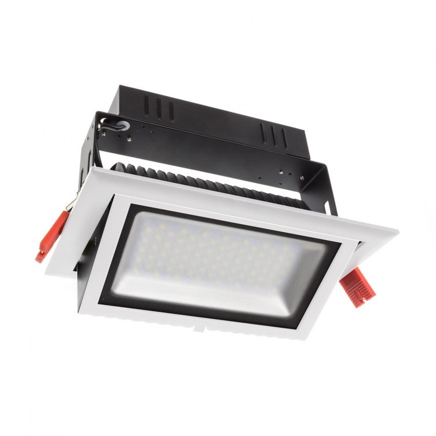 Foco Projector LED SAMSUNG 120 lm/W Direccionável Rectangular Design 38W LIFUD