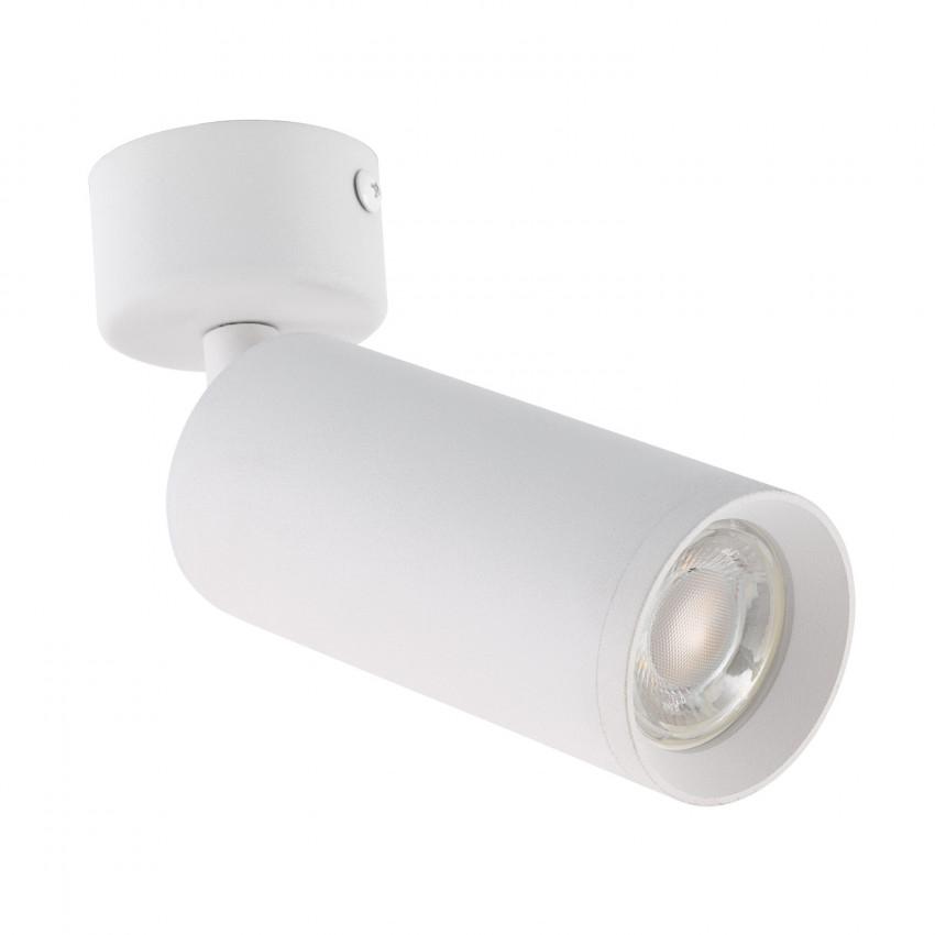 Foco Portalámparas de Superficie Cuarzo para bombillas GU10