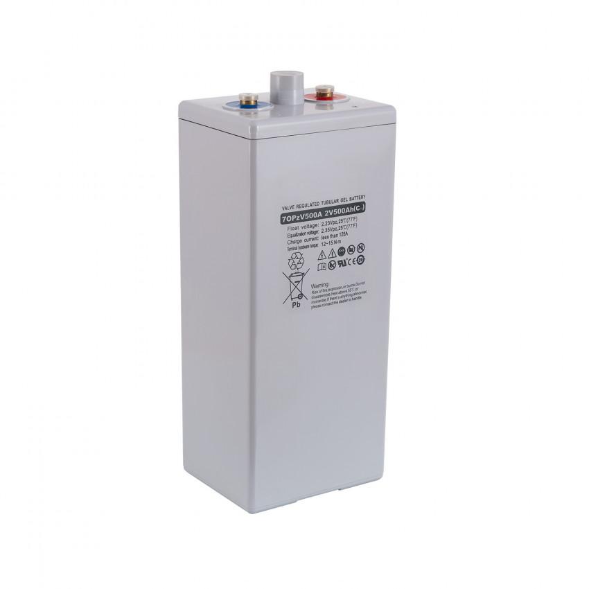 Bateria Estacionária OPzV 2V
