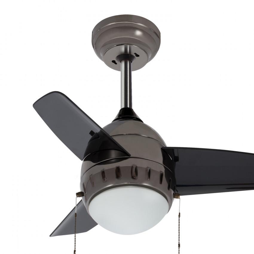 Ventilador de Techo LED 7W Negro 26YFT