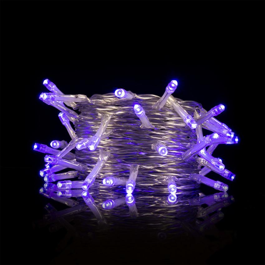 Guirnalda Cable LED con Batería 5m