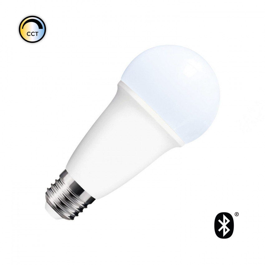 Bombilla LED Smart Bluetooth E27 Tono de Color Seleccionable 10W