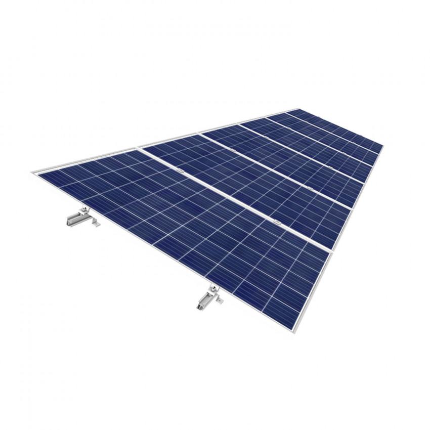 Estructura Coplanar para Paineis Solares
