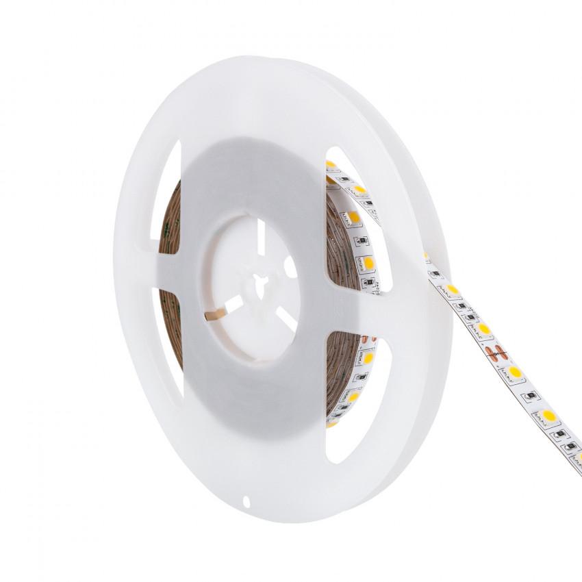 Tira LED 24V DC 60LED/m 5m IP20