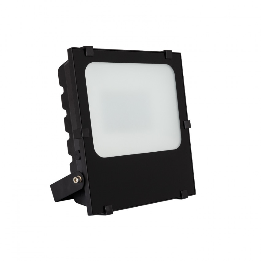Foco Projector LED 100W 135lm/W HE Frost PRO Regulável
