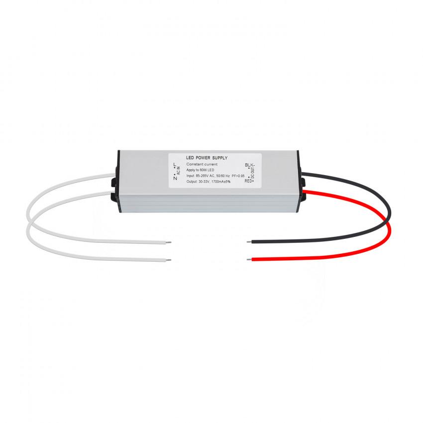 Driver Universal IP65 200-240V Salida 30-33V 1700mA 60W